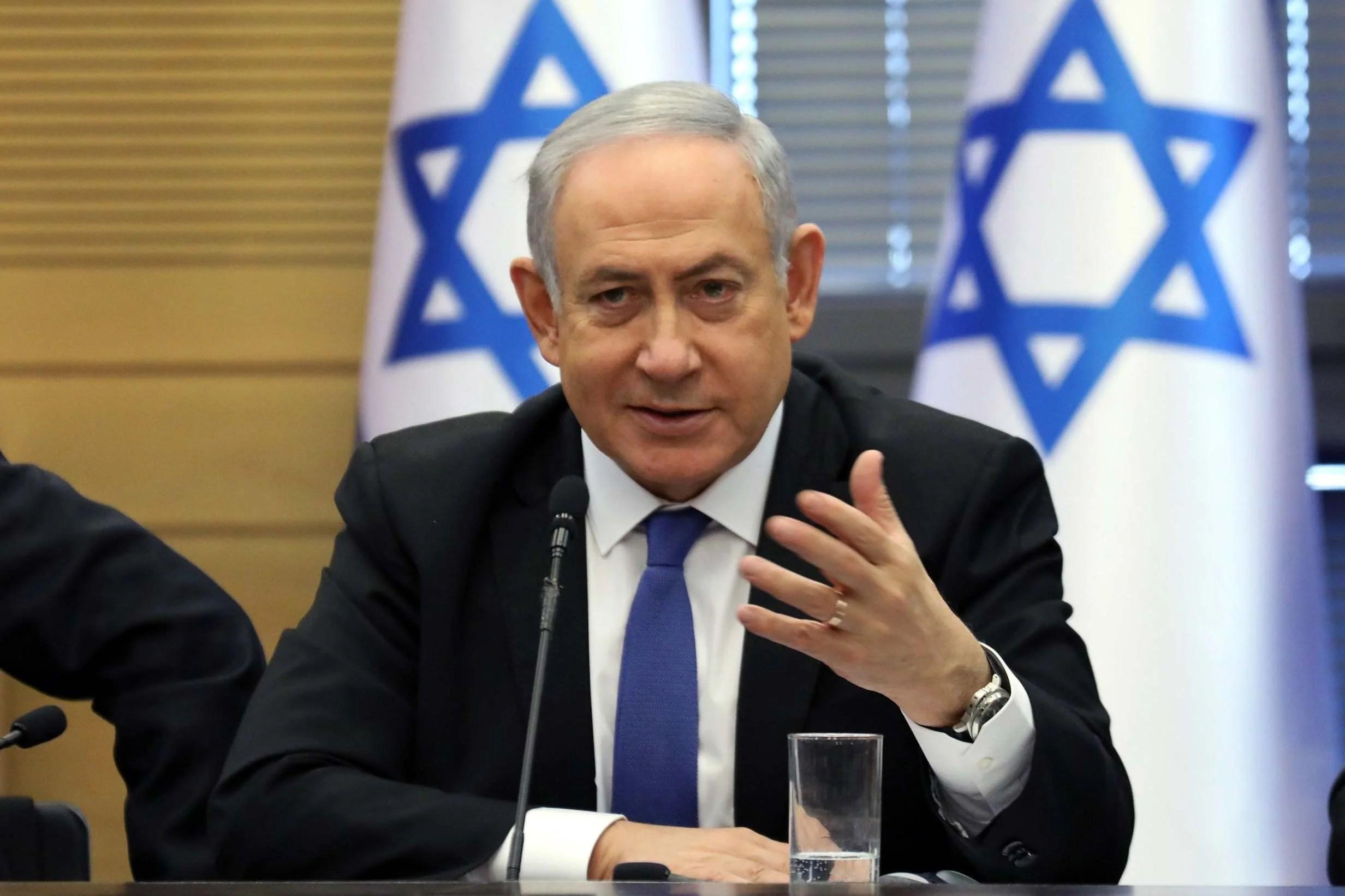 Netanyahu Wins Landslide Victory In Israeli Ruling Party's Leadership Vote