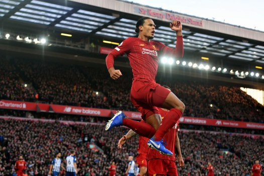 Liverpool 2-1 Brighton LIVE stream: Premier League 2019/20 ...
