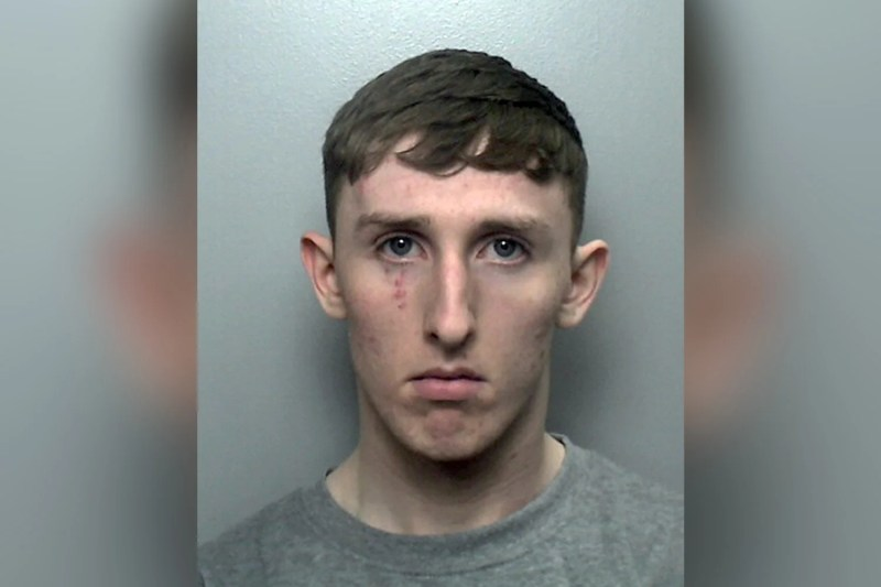 Trevor, 19, was jailed for 22 years