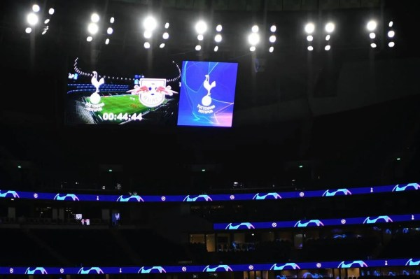 Tottenham vs RB Leipzig: Champions League - LIVE!