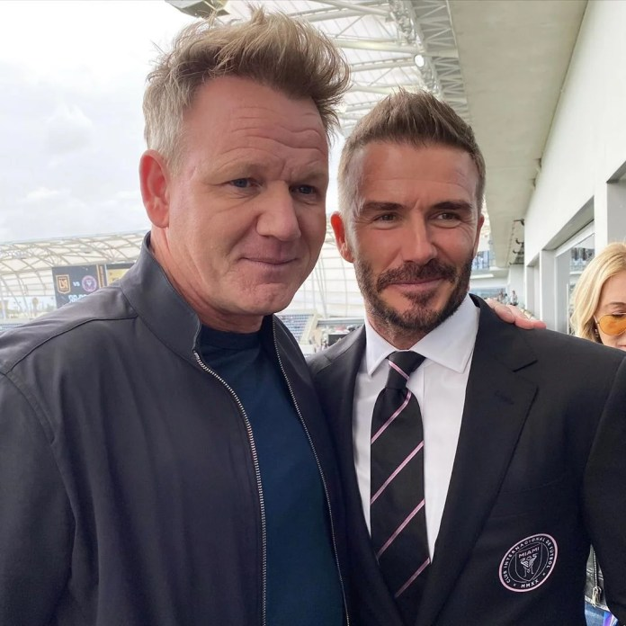 David Beckham says 'exciting times ahead' for Inter Miami after MLS debut  ends in defeat to LAFC | London Evening Standard