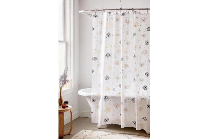 12 best shower curtains to brighten up