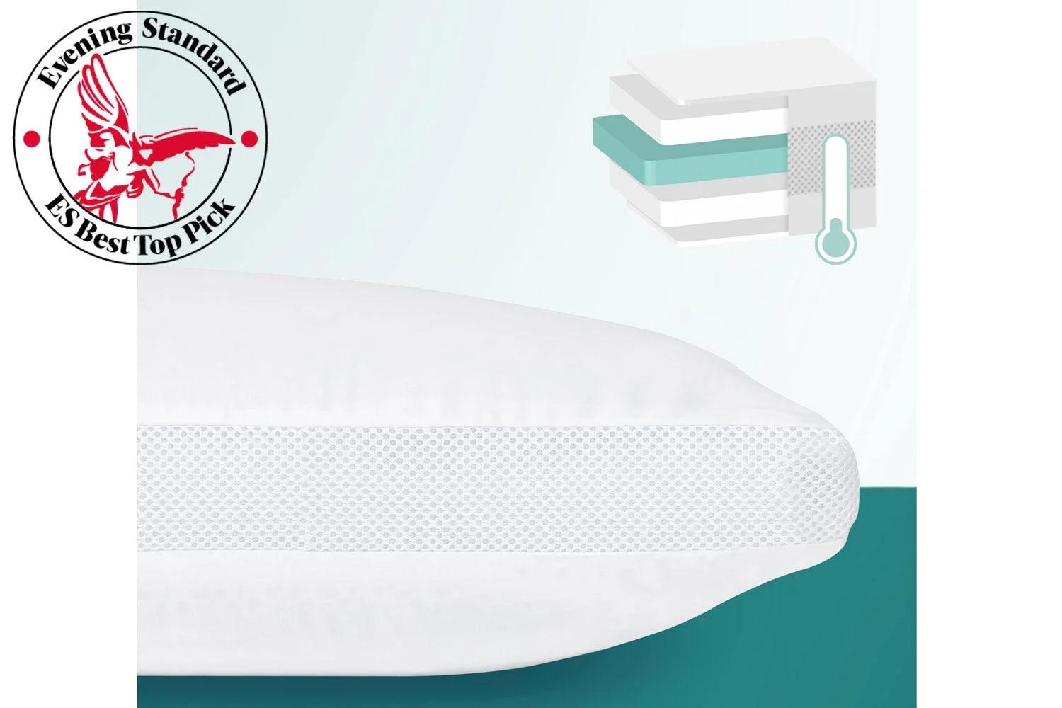 best cooling pillows that help with