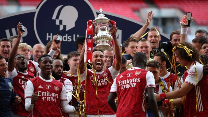 Arsenal win FA Cup LIVE! Result, latest news and reaction from ...