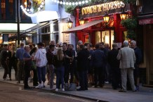London 'Could Introduce Curfews to Prevent Second Coronavirus Wave'