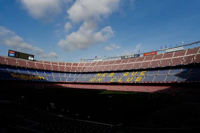FC Barcelona announce €97m losses due to coronavirus as total debts rise to €820m 1