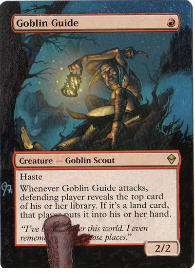 MTG: my Red Deck Wins deck? | Yahoo Answers
