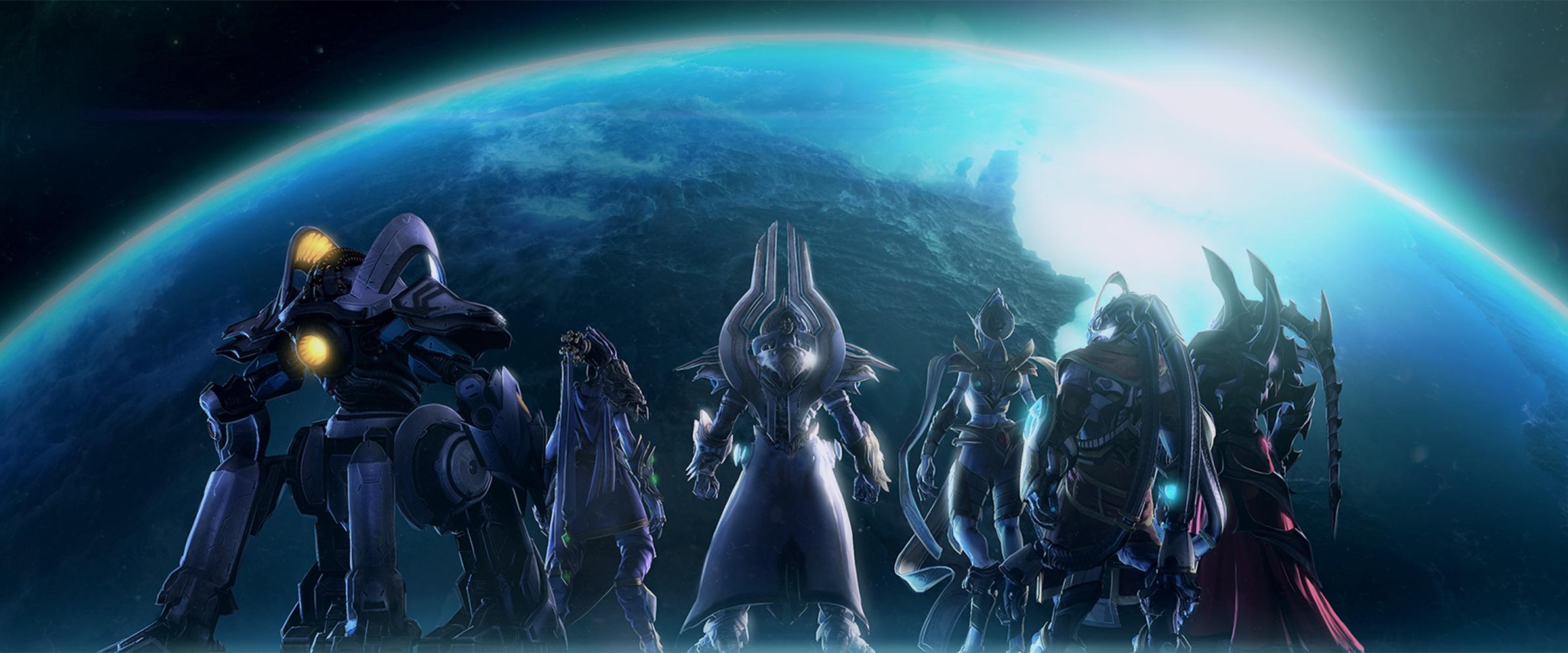StarCraft II Offizielle Communityseite