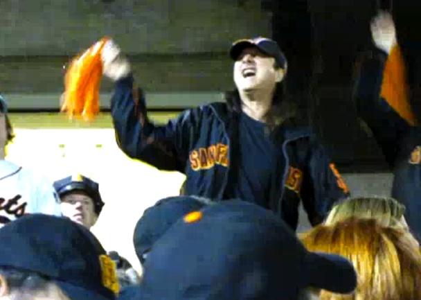 Steve Perry San Francisco Giants