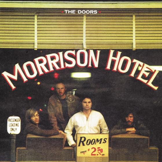 <em>Morrison Hotel</em> (1970)