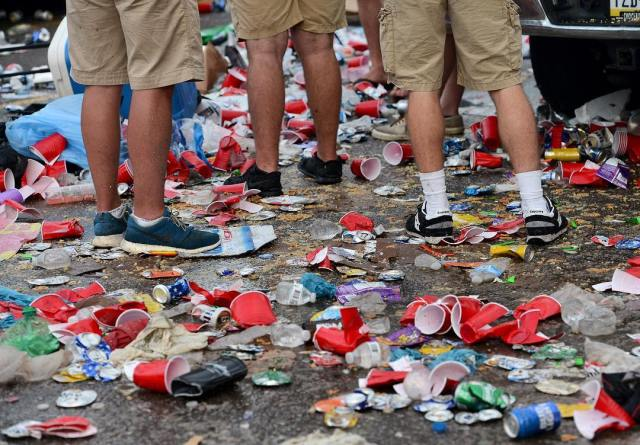Kenny Chesney Concert Trashes Pittsburgh Again