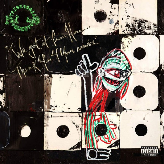 Image result for a tribe called quest we got it from here thank you for your service