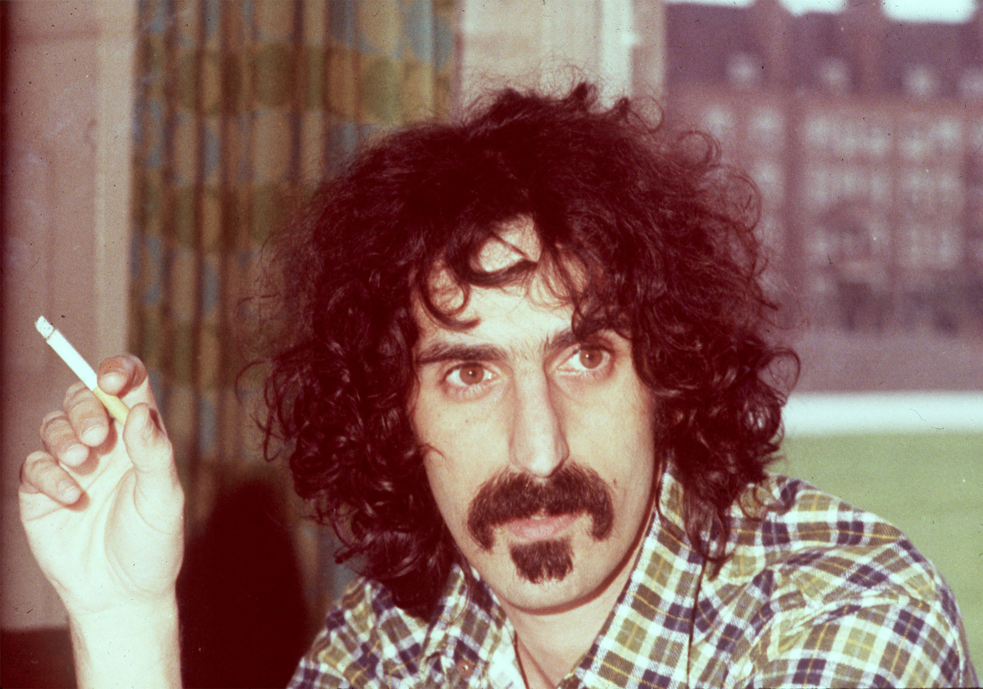 A Frank Zappa Hologram Is Going On Tour Stereogum