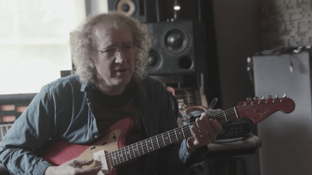 MBVs Kevin Shields Discusses His Fender Jazzmaster