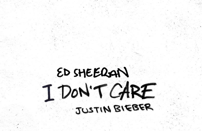 I dont care lyrics ed sheeran ft justin bieber