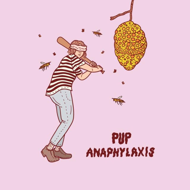 """PUP Share New Song """"Anaphylaxis"""": Watch The Animated Video - Stereogum"""