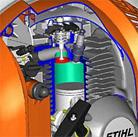 STIHL 4-MIX® engine