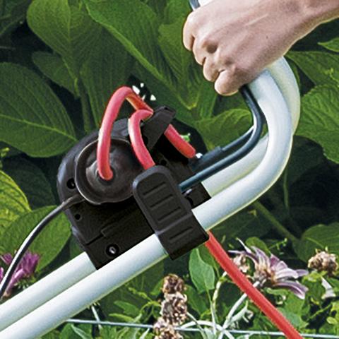 Интегрированная защита кабеля от натяжения