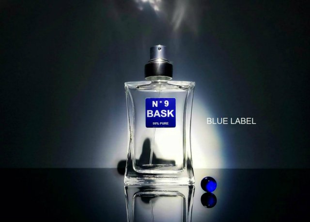 N O 9 Bask  Masterpiece Of Seduction For Men (1.75 Oz.)  Blue Label