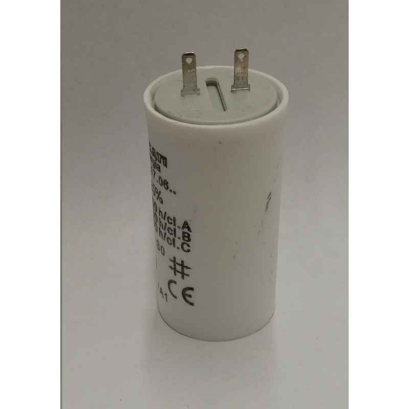 Condensateur Volet Roulant Somfy Simu 4 5µf Cosses 2 8mm Ducati