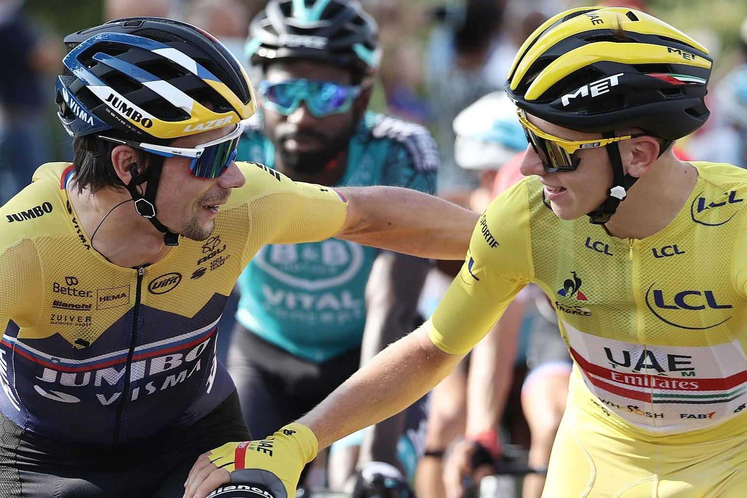 collapse leaves roglic in search for