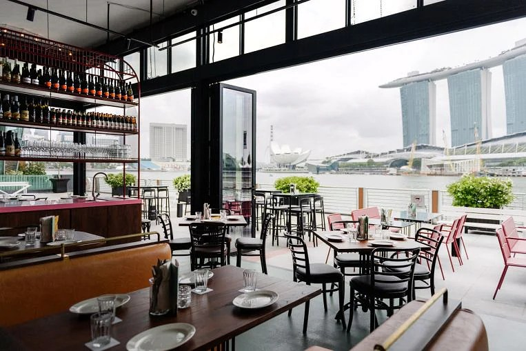 Watch Eateries hit tougher this time with eating in restricted to 2 individuals – Google Singapore News