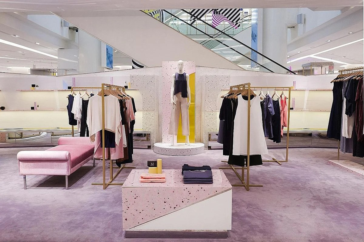 singapore fashion labels go to asia and