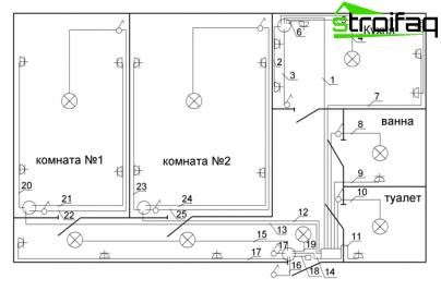 Typical Bedroom Wiring Diagram - DIY Enthusiasts Wiring Diagrams •