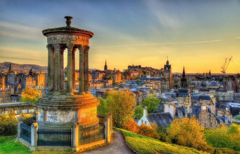 study for free - Scotland