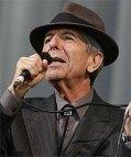 Picture Leonard Cohen