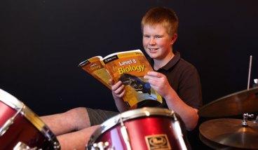 Adam Hodgson, 13