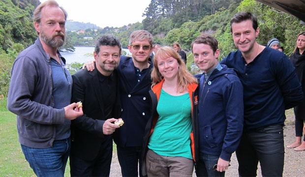 Hobbit Zealandia