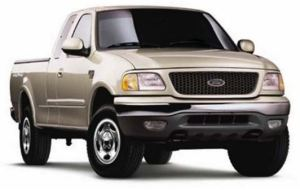 How do I tell if my 2004 Ford F150 is a Heritage Edition?