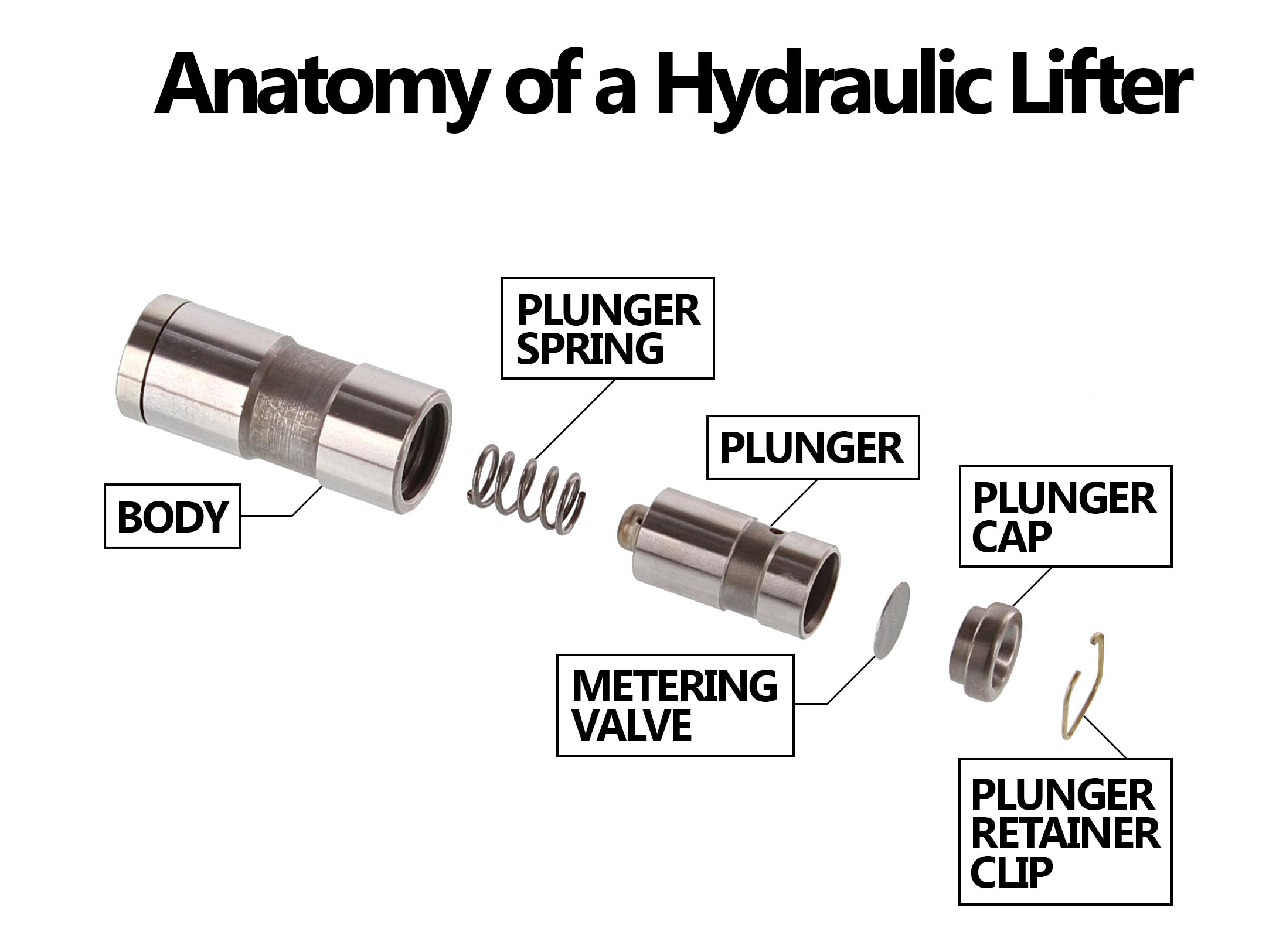 What S The Difference Between Hydraulic Amp Solid Lifters