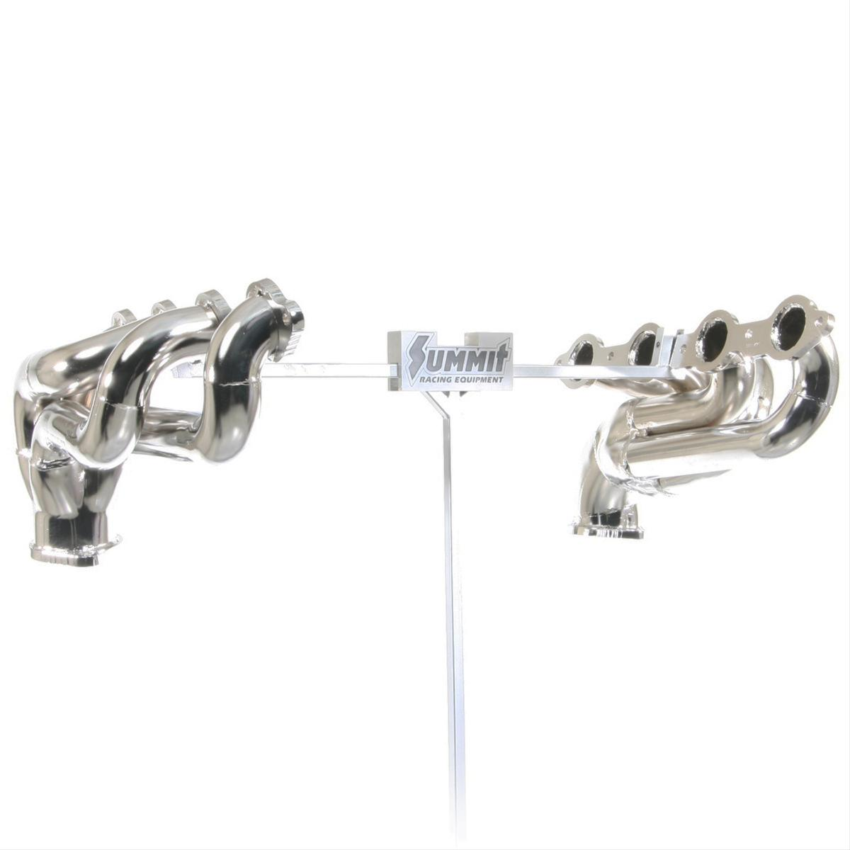 Bbk Headers Shorty Steel Chrome Chevy Camaro Ss 6 2l Pair