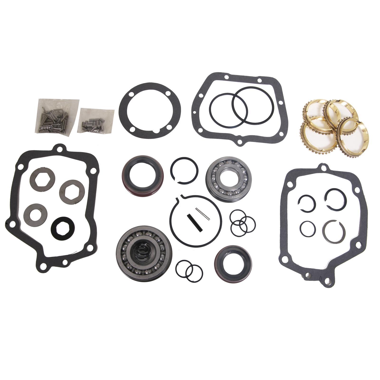 Motive Gear Transmission Rebuild Kit Muncie M 21 M 22 Kit
