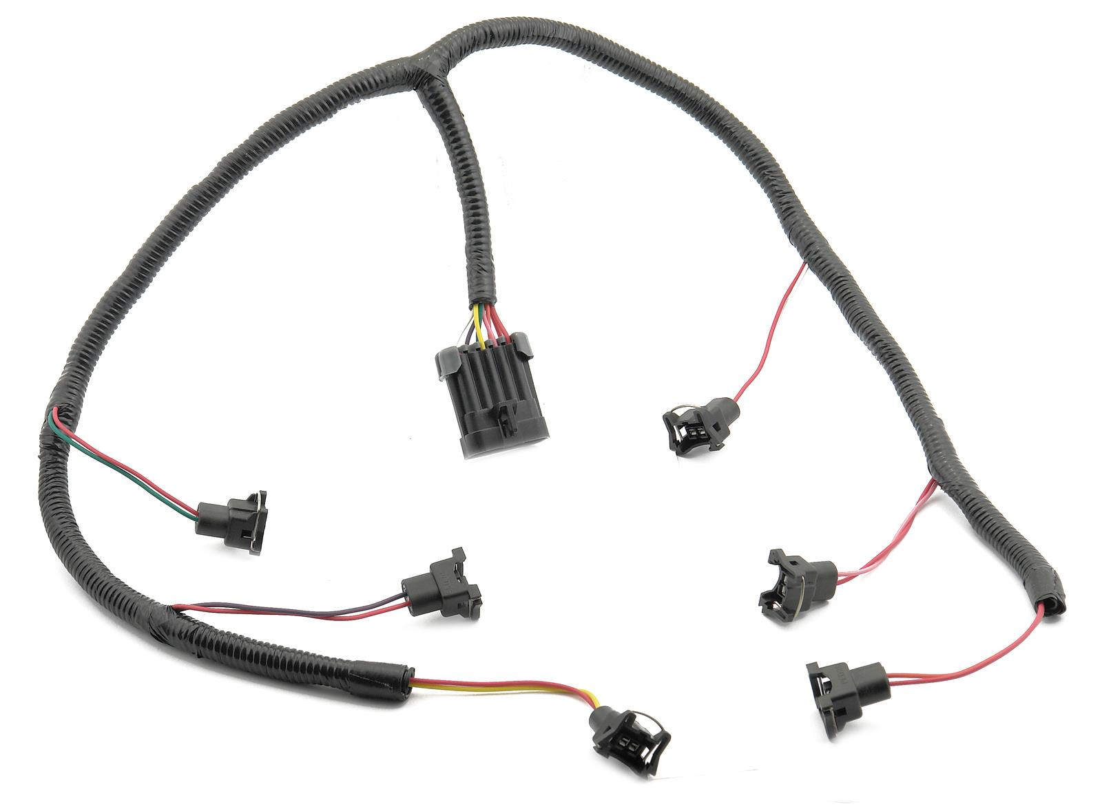 Ford Efi Harness Style