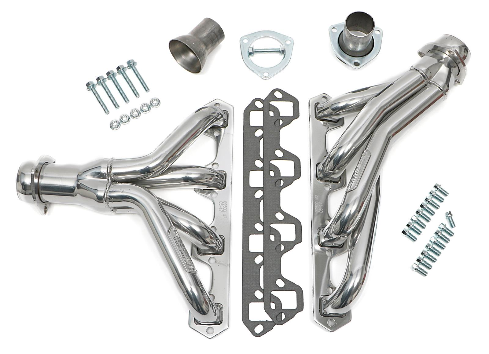 Ford Ranger Engine Swap Headers V8 Conversion Headers The