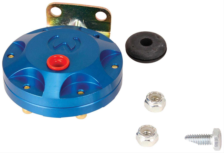 Auto Meter Fuel Pressure Isolator