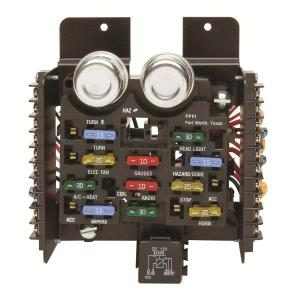 Painless Wiring 30001 Fuse Block 12Circuit Universal Kit | eBay