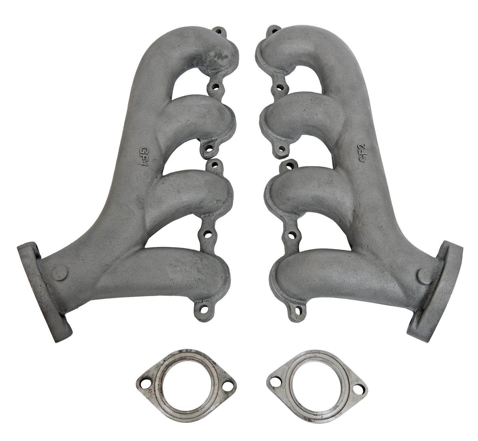 racing exhaust manifold