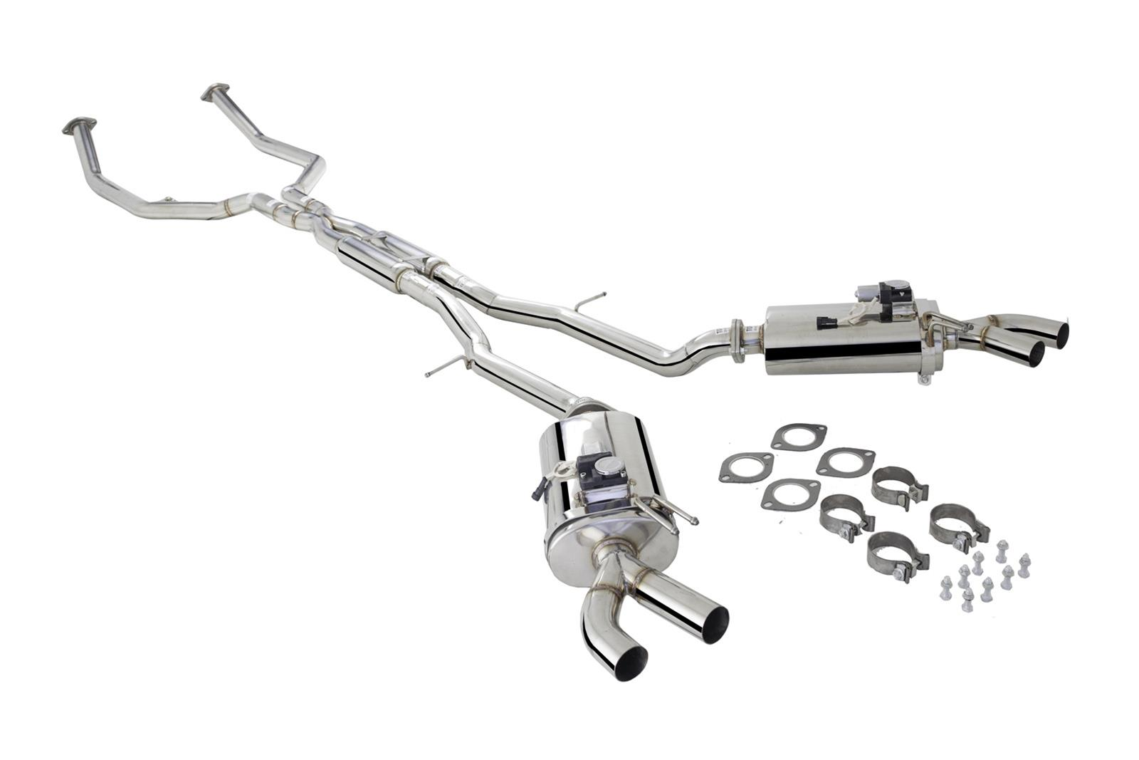 Kia Stinger Xforce Varex Exhaust Systems Es Ks17 Vmk Cbs
