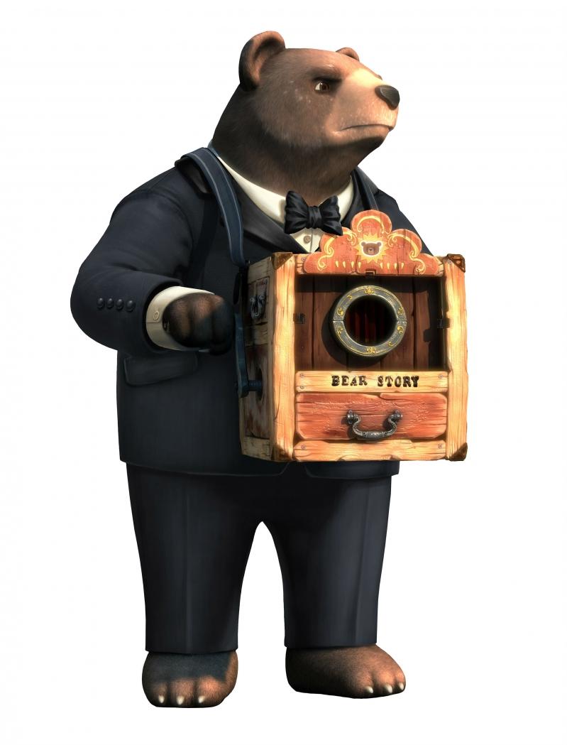 Resultado de imagen para historia de un oso