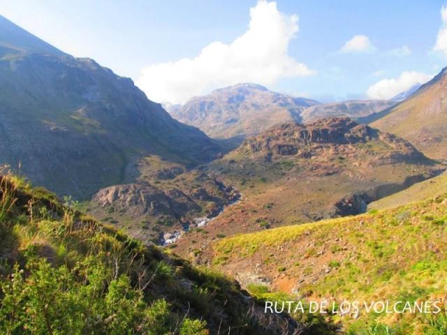 Reserva Nacional Altos de Lircay.