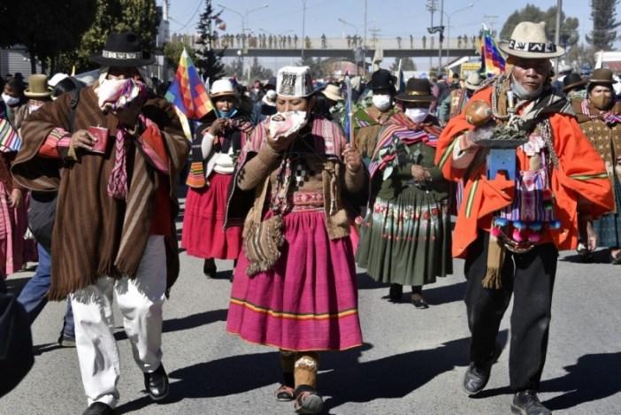 Protestas en Bolivia tras nueva postergación de elecciones presidenciales