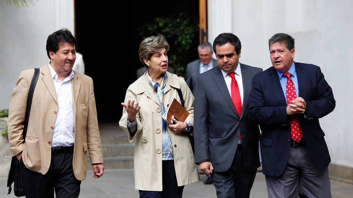 Solicitud del PS llevó a postergar definición de acuerdo municipal de la Nueva Mayoría