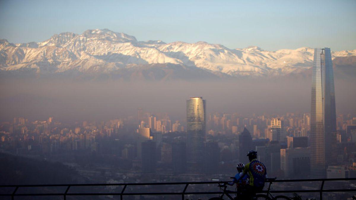 Plan de Descontaminación de Santiago incluirá restricción diaria a dos dígitos de catalíticos