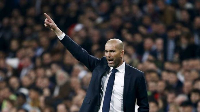 Resultado de imagen de Zidane realmadrid.com