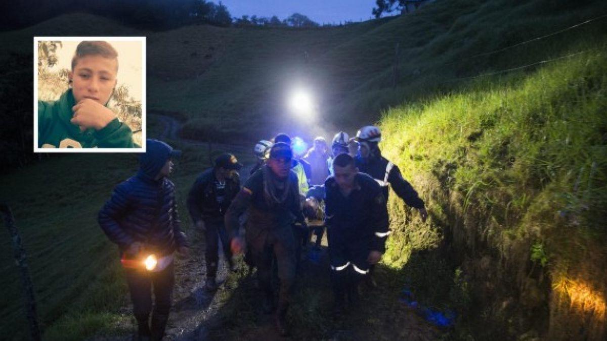 """Se resuelve el misterio del """"niño ángel"""" que ayudó a rescatar a las víctimas del Chapecoense"""