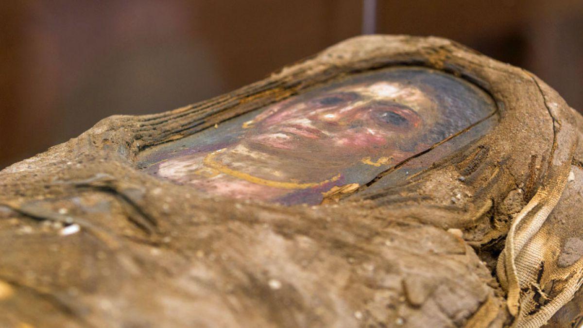 Los secretos de la momia de una niña de hace 1.900 años revelados con alta tecnología